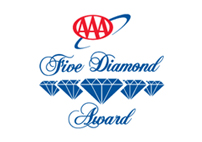 five diamond award