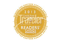 travellers award 2013