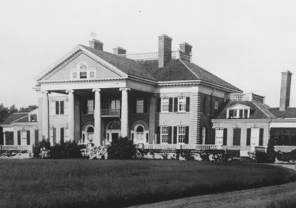 History of Langdon Hall