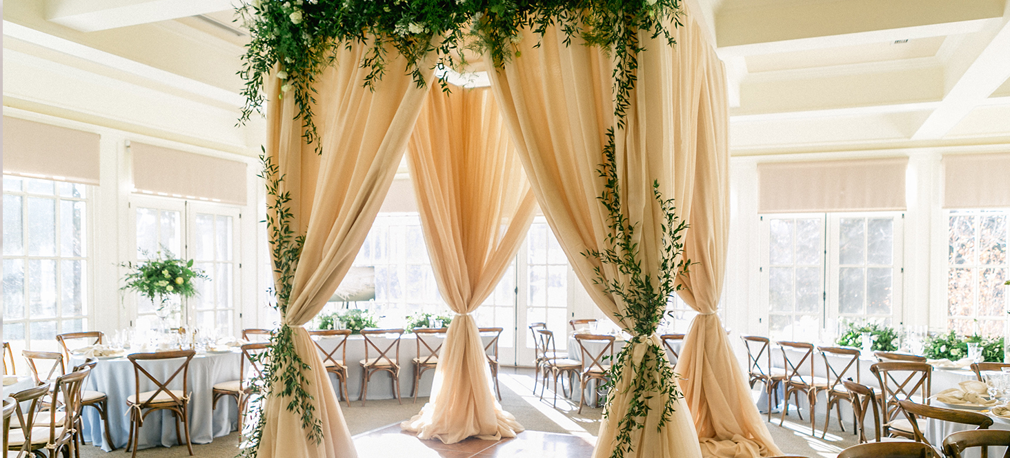 Orchard Room Wedding