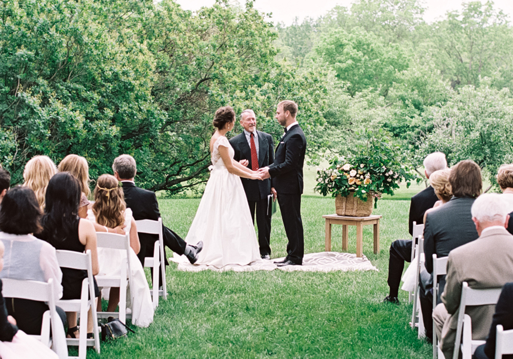 orchard lawn wedding | Firshade and Summer House Wedding Langdon Hall, Cambridge, Ontario