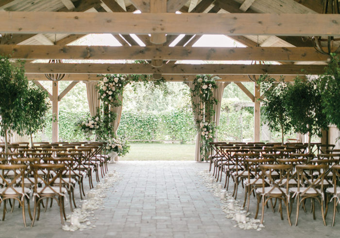 summer house weddings