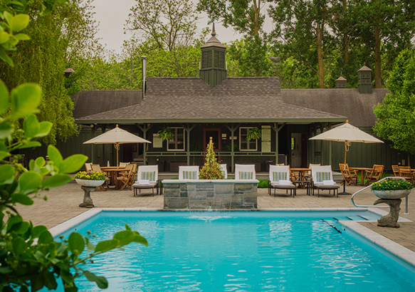 Accommodations Langdon Hall Country House Hotel Amp Spa