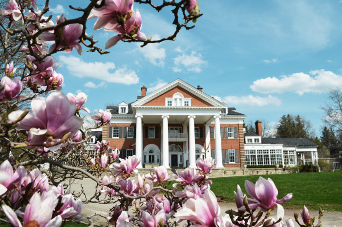 Langdon Hall-Main House-Spring