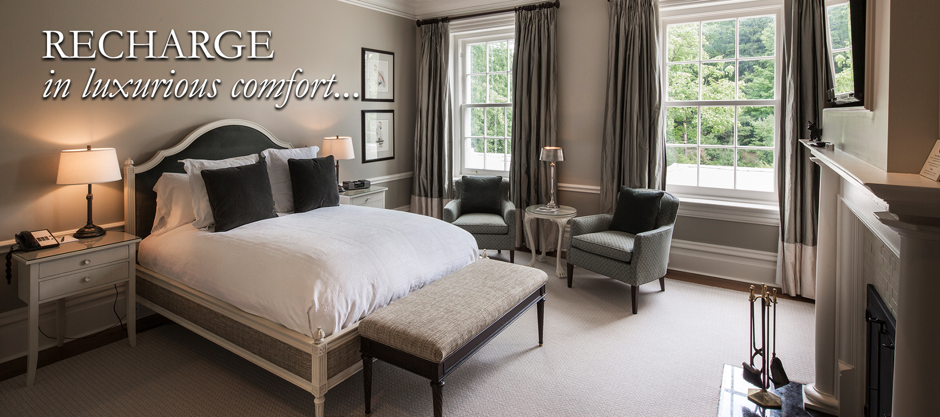 Langdon Hall Country House Hotel & Spa   Welcome to Luxury