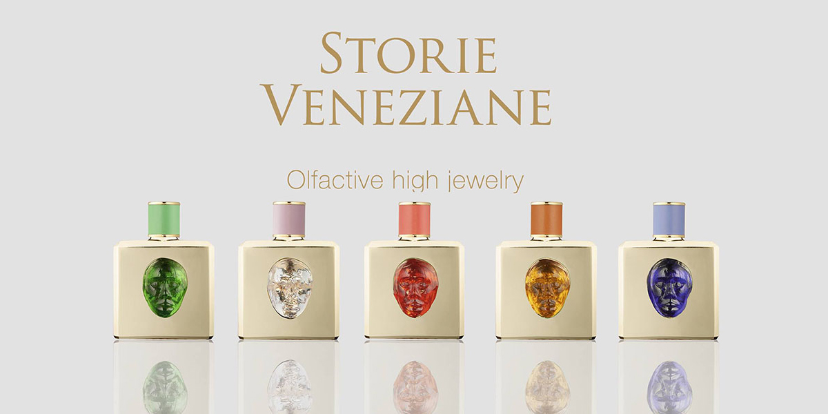 Valmont's New Fragrance Collection, Storie Veneziane