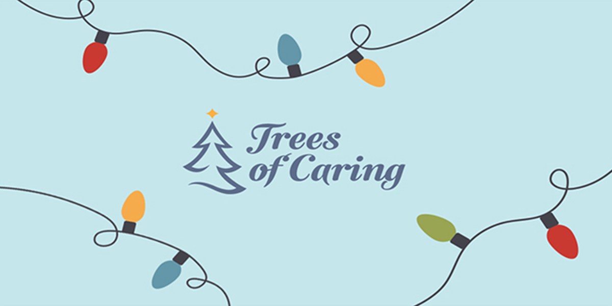 Trees of Caring logo