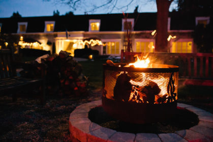 Langdon Hall Outdoor Fire Pit