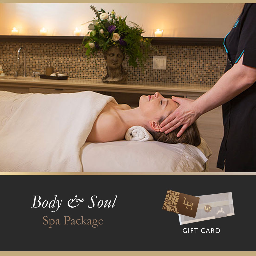 Body & Soul Spa Package