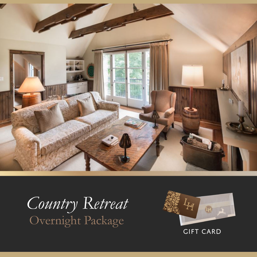 Country Retreat Package