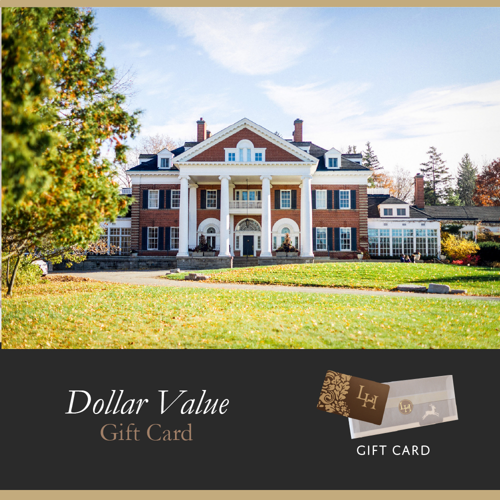 Dollar Value Gift Card