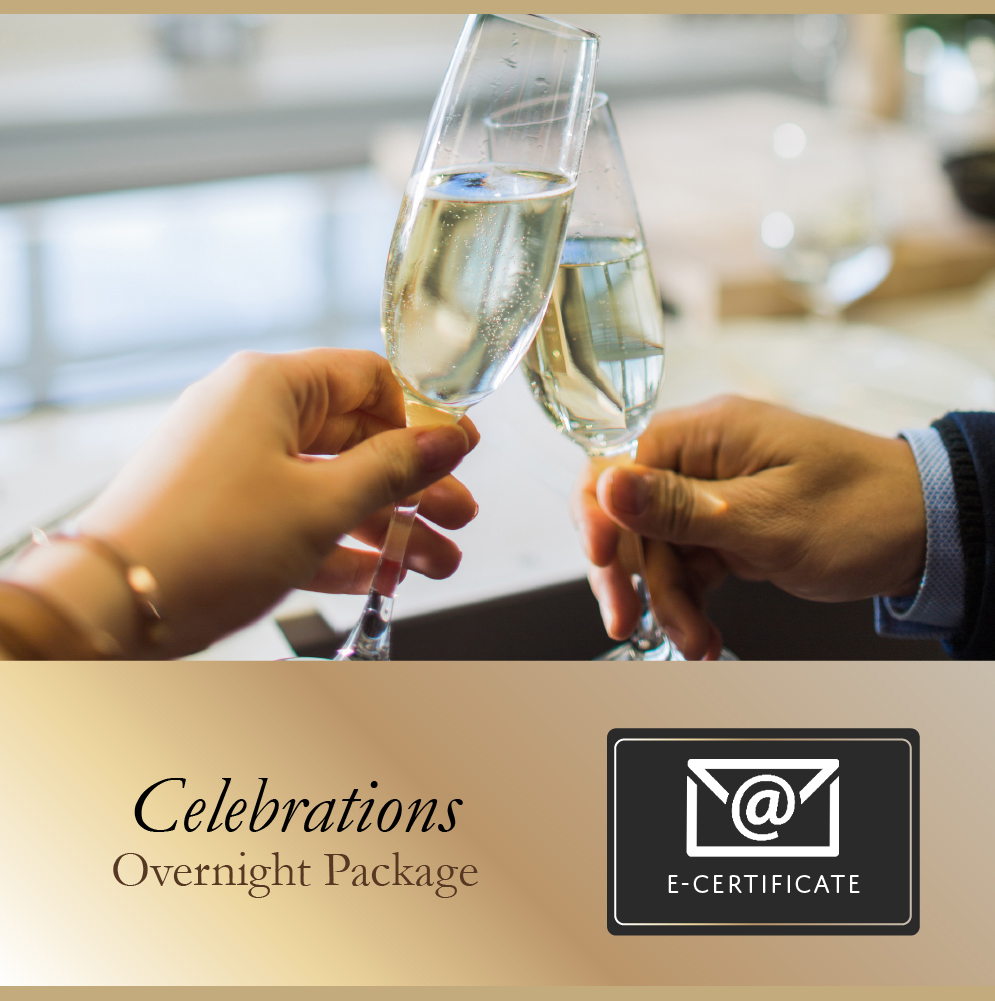 Celebrations Package E-Certificate
