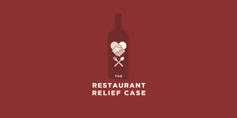 The restaurant relief case