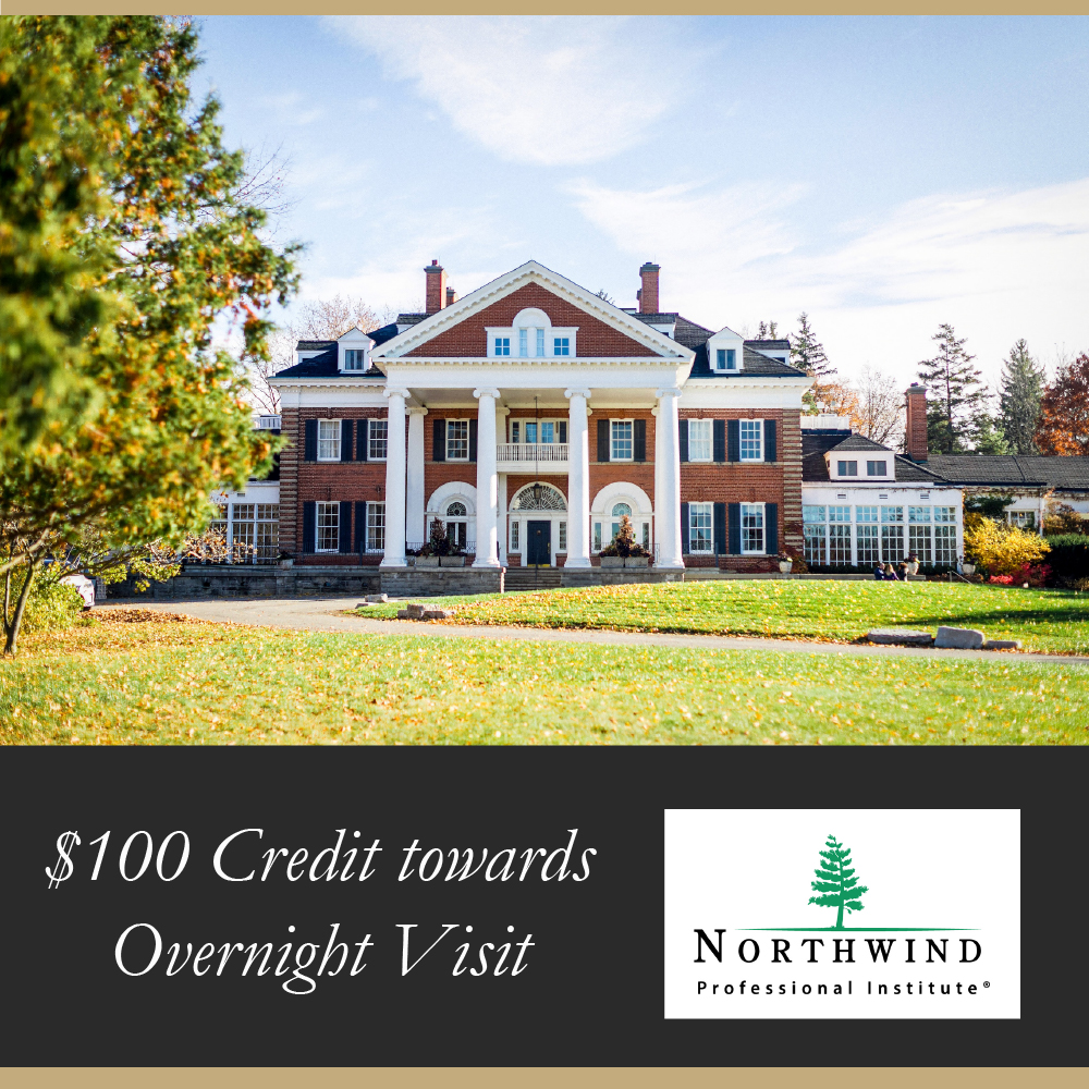 Northwind $100 Credit Towards Overnight Stay