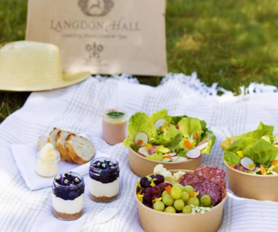 Luxurious Sunday Picnic Lunch for Two