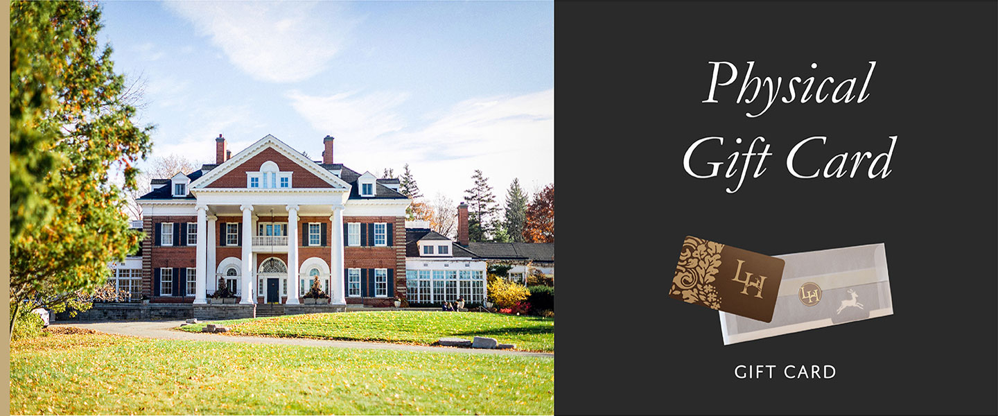 Langdon Hall Physical Gift Cards