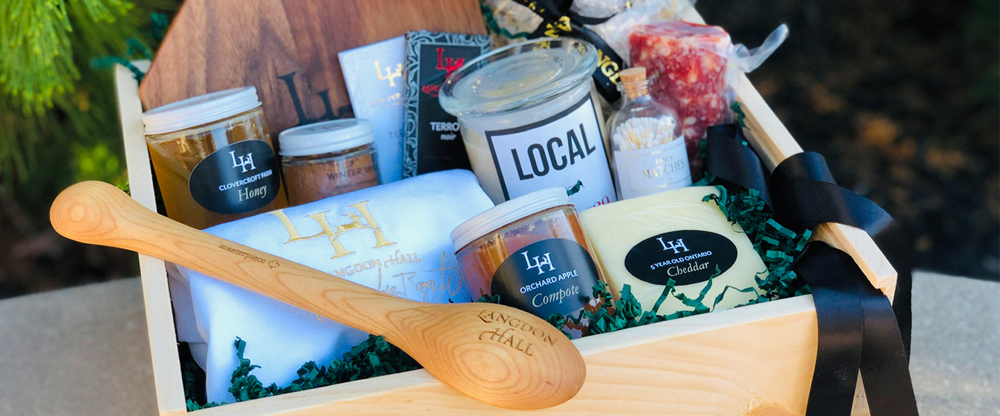 Holiday collection gift box