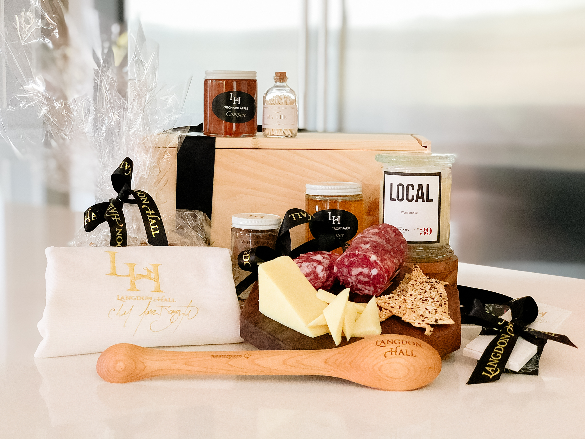 LH Culinary Collection Gift Box