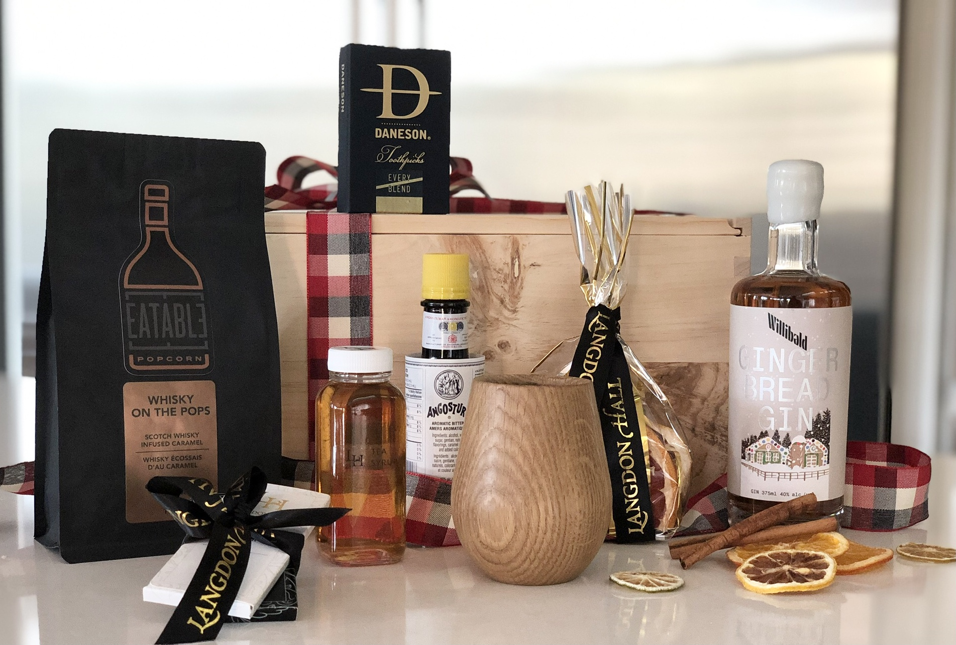 LH Cocktail Collection Gift Box