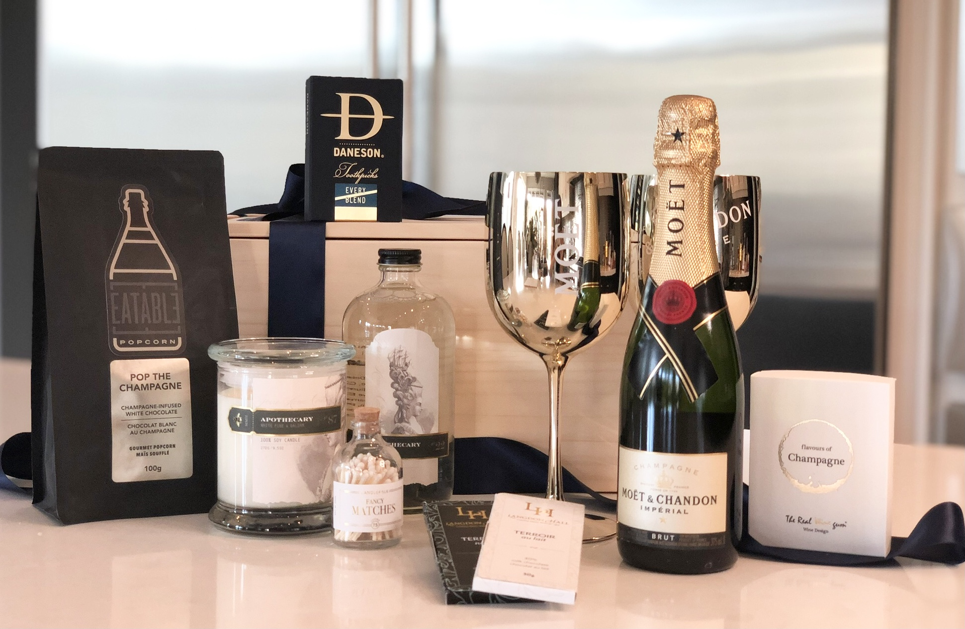 SOLD OUT - LH Moët & Chandon Celebration Collection Gift Box