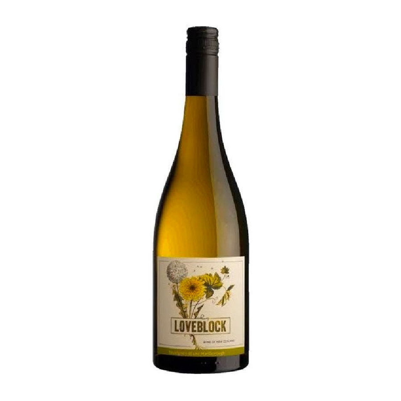 2019 Marlborough, Sauvignon Blanc, Loveblock